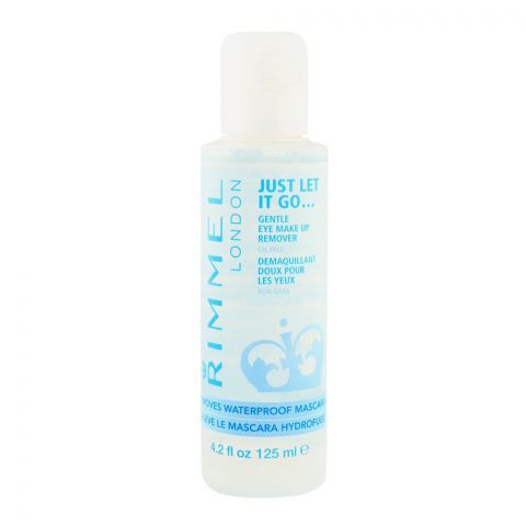 Rimmel Gentle Eye Makeup Remover 125ml