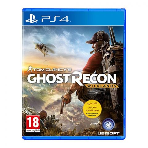 Ghost Recon - PlayStation 4 (PS4)