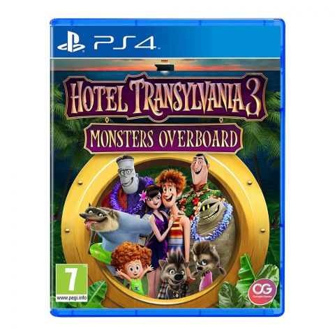 Hotel Transylvania 3 - PlayStation 4 (PS4)