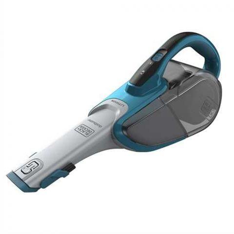 Black & Decker 21.6Wh Cordless Dustbuster Handheld Vacuum Cleaner, DVJ320