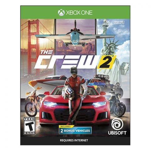 Crew 2 Deluxe Edition - Xbox One