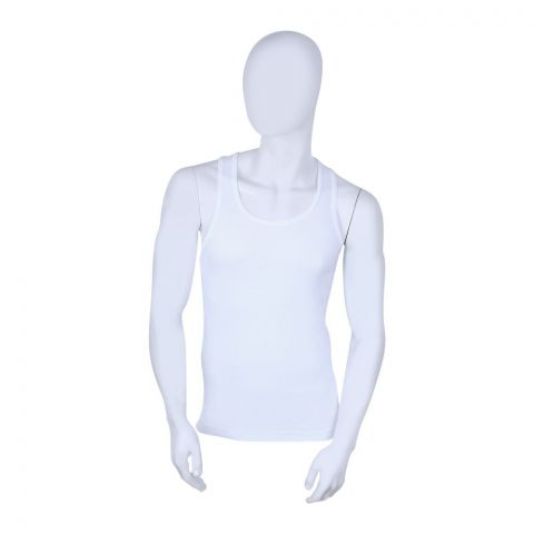 Jockey Classic A-Shirt, White - FJ1106