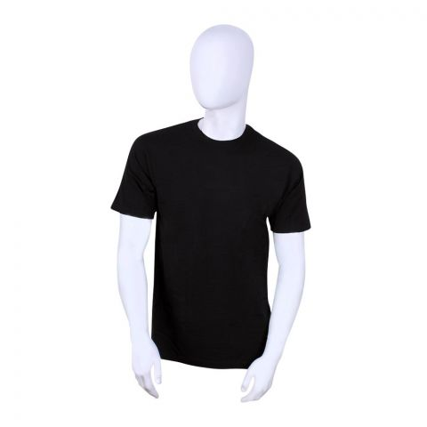 Jockey Classic Crew Neck T-Shirt, Black - FJ1711