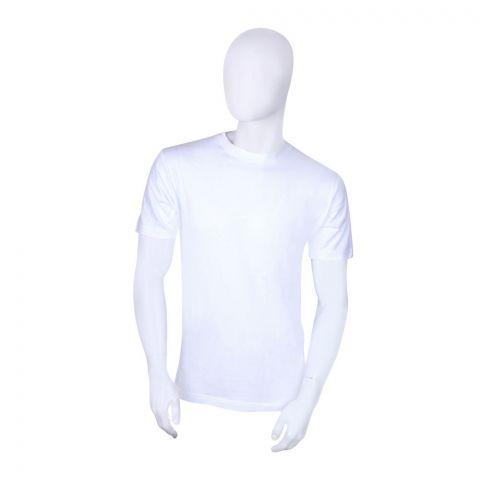 Jockey Classic Crew Neck T-Shirt, White - FJ1711