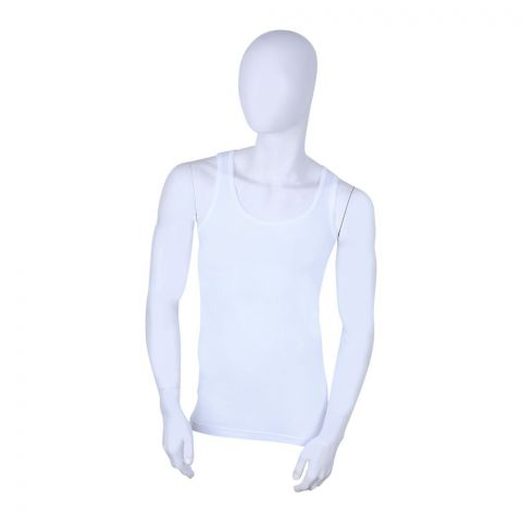 Jockey Seamless A-Shirt, White - MR1040-2