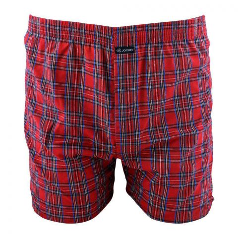 Jockey Boxer Shorts, Multi - MR6378