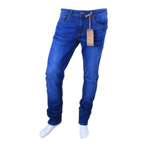 Jockey Slim Fit Jeans, Blue, MI8AJ10