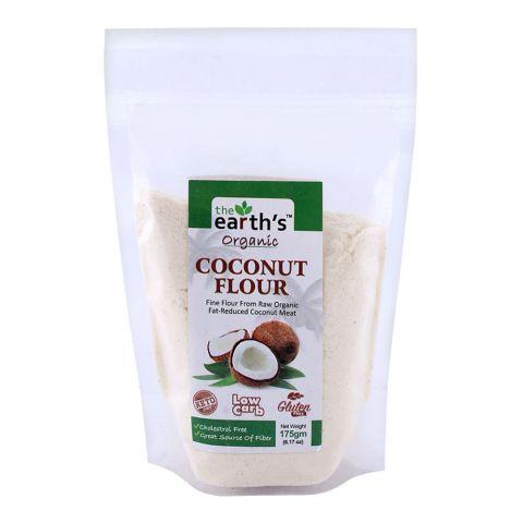 The Earth's Coconut Flour 175gm