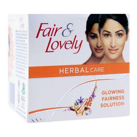 Fair & Lovely Herbal Care Glowing Fairness Cream 70ml