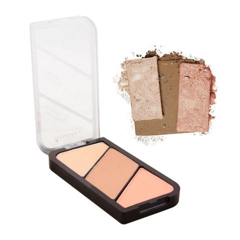 Rimmel Kate Sculpting And Highlighting Kit, 002 Coral Glow