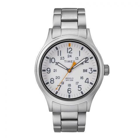 Timex Men's Analog White Business Quartz Timex Allied Watch - TW2R46700