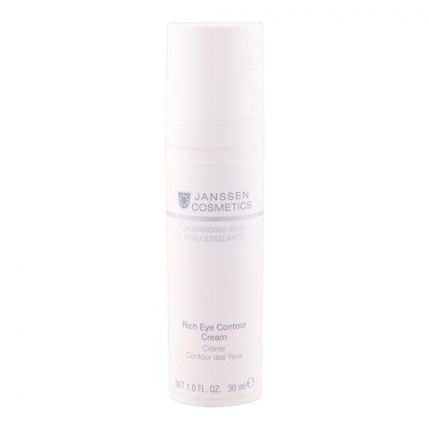 Janssen Cosmetics Demanding Skin Rich Eye Contour Cream, 30ml
