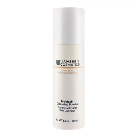 Janssen Cosmetics Fair Skin Melafadin Cleansing Powder 100gm