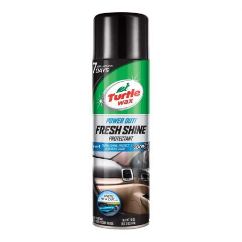 Turtle Wax Power Out! Fresh Shine Protectant, 54gm