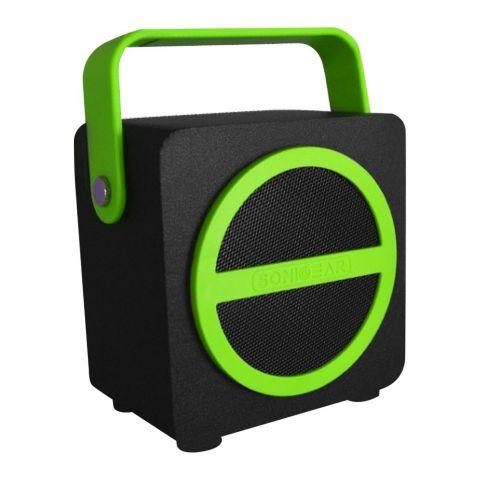 SonicEar Pandora Mini Bluetooth Speaker, Apple Green