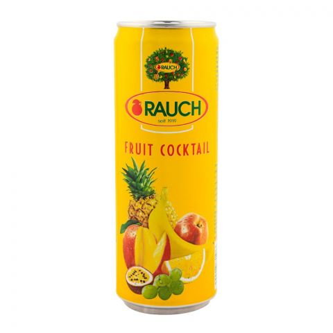 Rauch Fruit Cocktail Juice 355ml Can