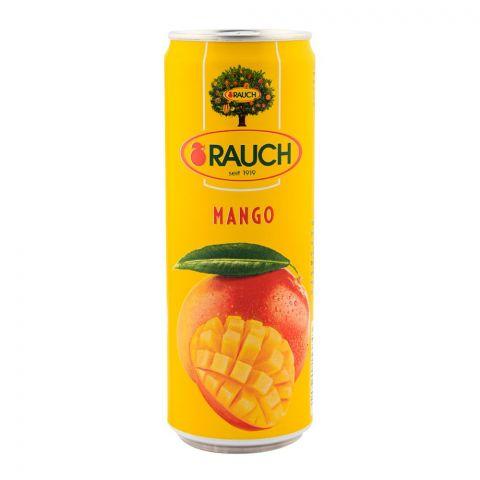 Rauch Mango Juice 355ml Can