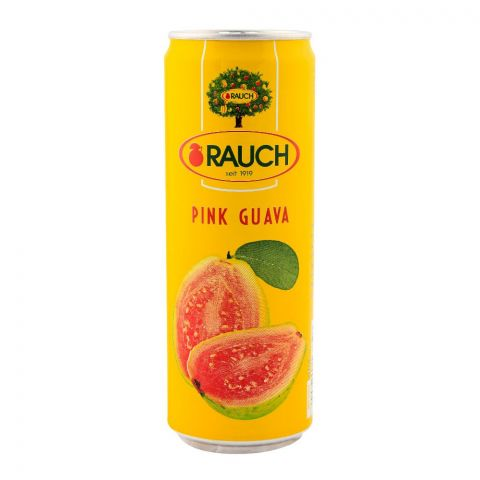 Rauch Pink Guava Juice 355ml Can