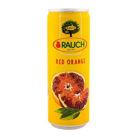 Rauch Red Orange Juice 355ml Can