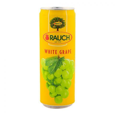 Rauch White Grape Juice 355ml Can