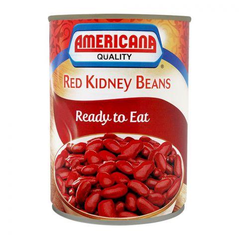 Americana Red Kidney Beans, Tin, 400g