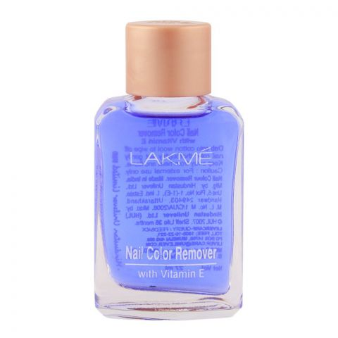 Lakme Nail Color Remover 27ml