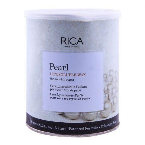 RICA Pearl All Skin Types Lisposoluble Wax 800ml