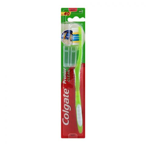 Colgate Premier Clean Soft Toothbrush