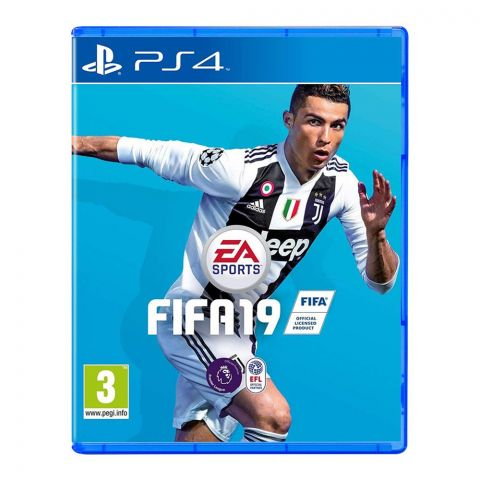 FIFA 19 -PlayStation 4 (PS4)