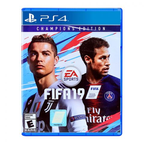 FIFA 19 Champions Edition - PlayStation 4 (PS4)