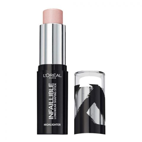 L'Oreal Infallible Longwear Highlighter Shaping Stick 503 Slay In Rose