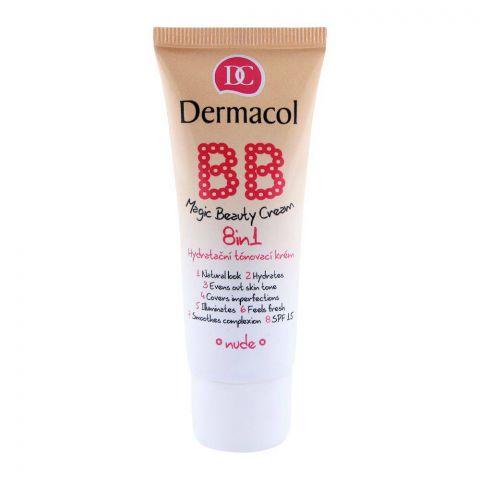 Dermacol BB Magic Beauty 8-in-1 Cream, Nude, 30ml