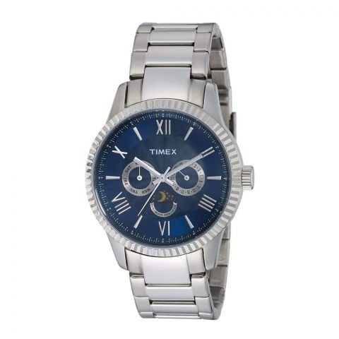 Timex Analog Blue Dial Men's Watch - TWEG15107