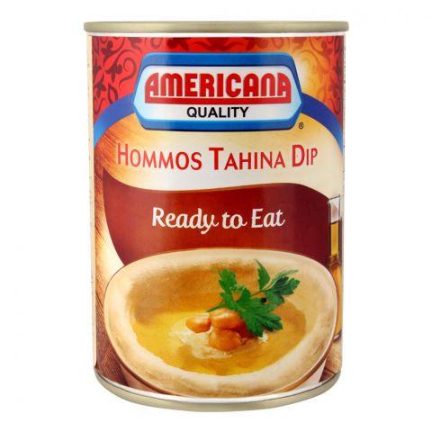 Americana Hommos Tahina Dip, 400g