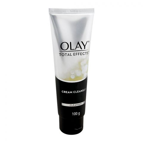 Olay Total Effect Cream Cleanser, 100g