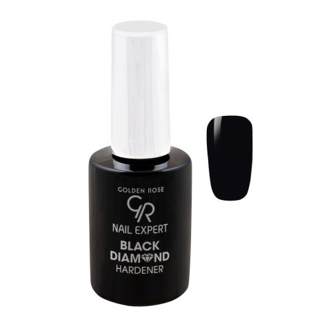 Golden Rose Nail Expert Black Diamond Hardener, 11ml