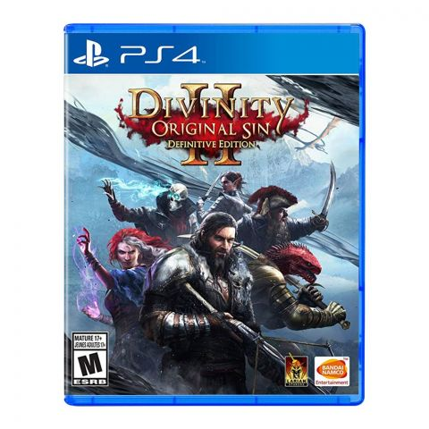 Divinity Original Sin 2 Definitive Edition - PlayStation 4 (PS4)