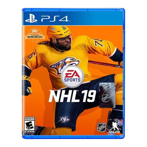 NHL 19 - PlayStation 4 (PS4)