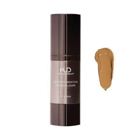 MUD Makeup Designory Liquid Foundation, M2