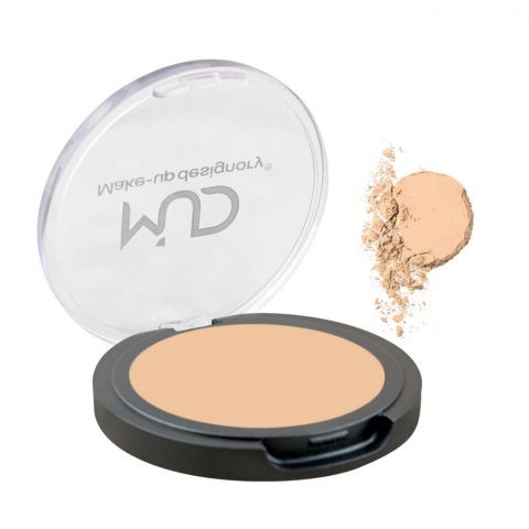 MUD Makeup Designory Cheek Color Blush, Rose Beige