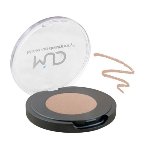 MUD Makeup Designory Eye Color Compact, Wheat