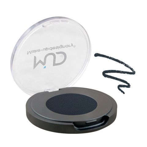MUD Makeup Designory Eye Color Compact, Smoked Sapphire