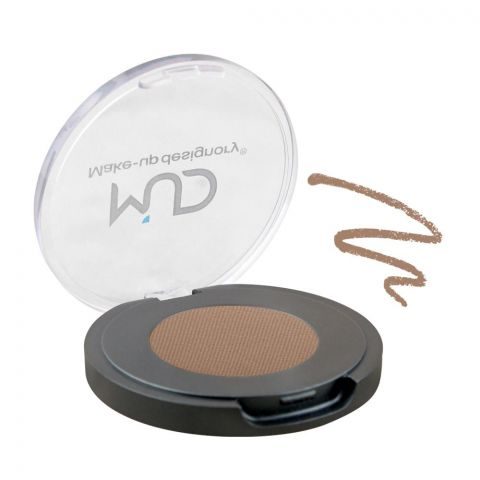MUD Makeup Designory Eye Color Compact, Taupe