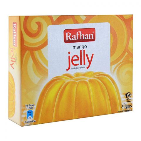 Rafhan Mango Jelly Powder 80g