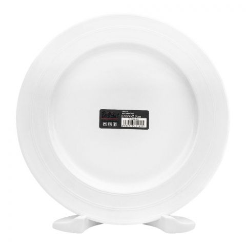 Brilliant Dinner Plate, 10.5 Inches, BR-0169