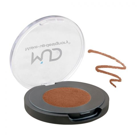 MUD Makeup Designory Eye Color Compact, Brownstone