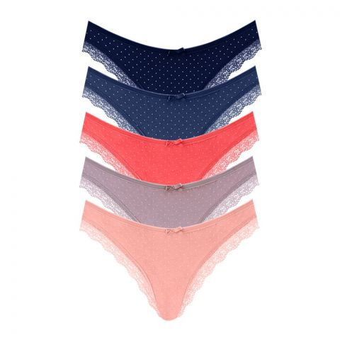 BLS Piti Panty Mix Pack Of 5, BLS-21256