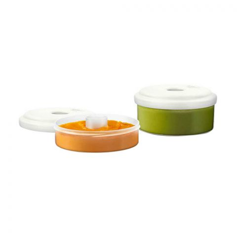 Avent 2 Reusable Storage Pots, SCF876/02