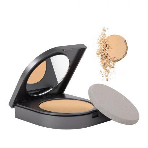 MUD Makeup Designory Cream Foundation Compact, YG1