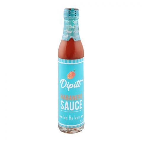 Dipitt Habanero Sauce, 60ml